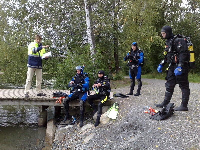 Tampereen Urheilusukeltajat